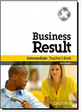 کتاب زبان Business Result Intermediate: Teacher's Book