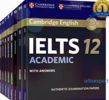 مجموعه آیلتس کمبریج 13 جلدی (1-13 آکادمیک) + CD
