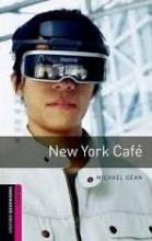 کتاب زبان Oxford Bookworms Starter: New York Café + CD