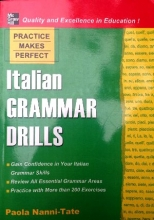 کتاب زبان Practice Makes Perfect Italian Grammar Drills