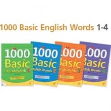 مجموعه 4 جلدی 1000Basic English Words