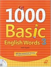 1000Basic English Words 3 + CD