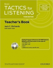 Tactics for Listening Basic: Teacher's Book Third Edition