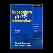 کتاب وکبیولری این یوز اینترمدیت ویرایش دوم Vocabulary in Use Intermediate second Edition