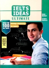کتاب زبان IELTS IDEAS ULTIMATE