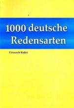 1000 اصطلاح رایج در زبان آلمانی به فارسی