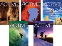 کتاب زبان مجوعه 5 جلدی ACTIVE Skills for Reading 3rd Edition