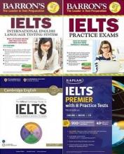 کتاب زبان پک 4 جلدی پرطرفدار برای آزمون آیلتس