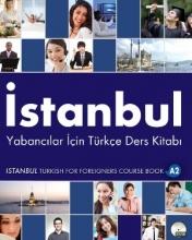 کتاب آموزشی ترکی استانبولی istanbul yabancılar için türkçe ders kitabı A2