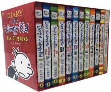 مجموعه 14 جلدی Diary of a Wimpy Kid