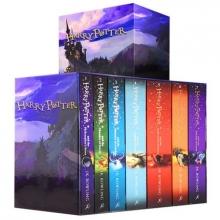 مجموعه كامل هري پاتر اديشن بريتيش Harry Potter Collection Special Edition Packed