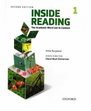 کتاب زبان New Inside Reading 1 with cd 2edition