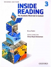 کتاب زبان New Inside Reading 3 with cd 2edition