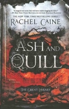 کتاب زبان Ash and Quill-The Great Library-Book3