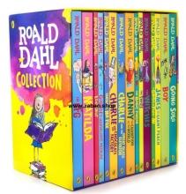مجموعه 15 جلدی Roald Dahl Readers