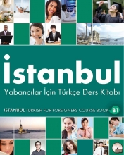 کتاب آموزشی ترکی استانبولی istanbul yabancılar için türkçe ders kitabı B1