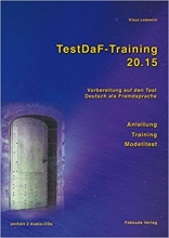 کتاب زبان TestDaF-Training 20.15 + CD