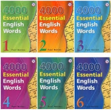 مجموعه 6 جلدی 4000Essential English Words