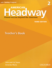 کتاب زبان American Headway 2 (3rd) Teachers book
