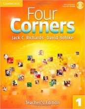 Four Corners Level 1 Teacher's Edition