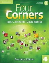 Four Corners Level 4 Teacher's Edition
