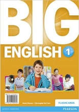 فلش کارت Big English 1 Flashcards