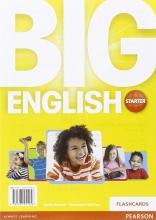 کتاب زبان Big English Starter Flashcards
