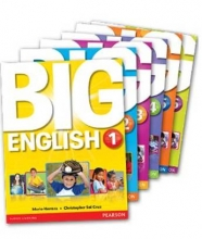 کتاب زبان مجموعه 7 جلدی Big English