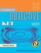 کتاب زبان Objective KET Student's Book + CD
