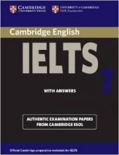 کتاب کمبریج آیلتس IELTS Cambridge 1 with CD