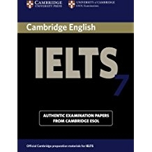 کتاب آیلتس کمبریج IELTS Cambridge 7 with CD