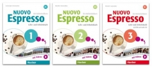 مجموعه 3 جلدی Nuovo Espresso