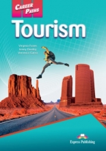 کتاب زبان Career Paths Tourism + CD