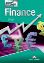کتاب زبان Career Paths Finance + CD