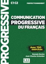 کتاب زبان Communication progressive du français – Niveau perfectionnement + CD