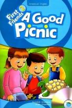 کتاب زبان First Friends 2 story: A Good Picnic
