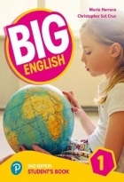 کتاب زبان Big English 1 (2nd) SB+WB+CD