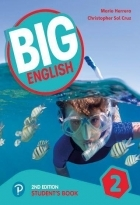 کتاب زبان Big English 2 (2nd) SB+WB+CD