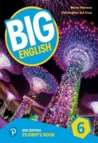 کتاب زبان Big English 6 (2nd) SB+WB+CD