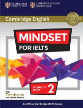 کتاب کمبریج انگلیش مایندست فور آیلتس Cambridge English Mindset For IELTS 2 Student Book+CD