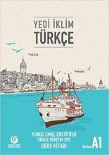 کتاب آموزشی ترکی استانبولی یدی اکلیم Yedi Iklim A1 (S.B+W.B)+CD