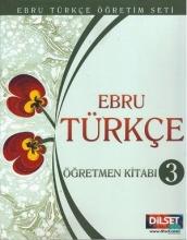 کتاب زبان Ebru Türkçe Ders Kitabı 3 by Tuncay Öztürk