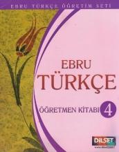 کتاب زبان Ebru Türkçe Ders Kitabı 4 by Tuncay Öztürk