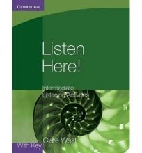 کتاب زبان  لیسن هیر Listen Here!+CD