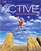 کتاب زبان ACTIVE Skills for Reading 2 , 3rd
