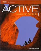 کتاب زبان ACTIVE Skills for Reading 1 , 3rd