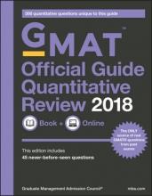 کتاب زبان GMAT Official Guide 2018 Quantitative Review