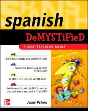 کتاب زبان Spanish Demystified
