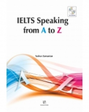 کتاب زبان IELTS Speaking from A to Z + CD