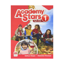 Academy Stars 1 (Pupil's Book+W.B)+CD